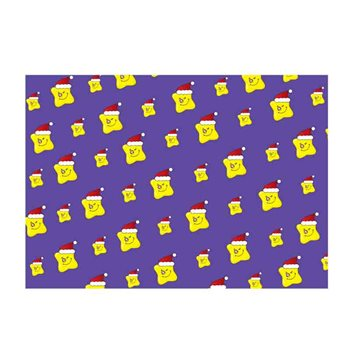 Christmas GB Wrapping Paper (1 sheet)