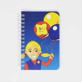 GB Girl Notebook A6