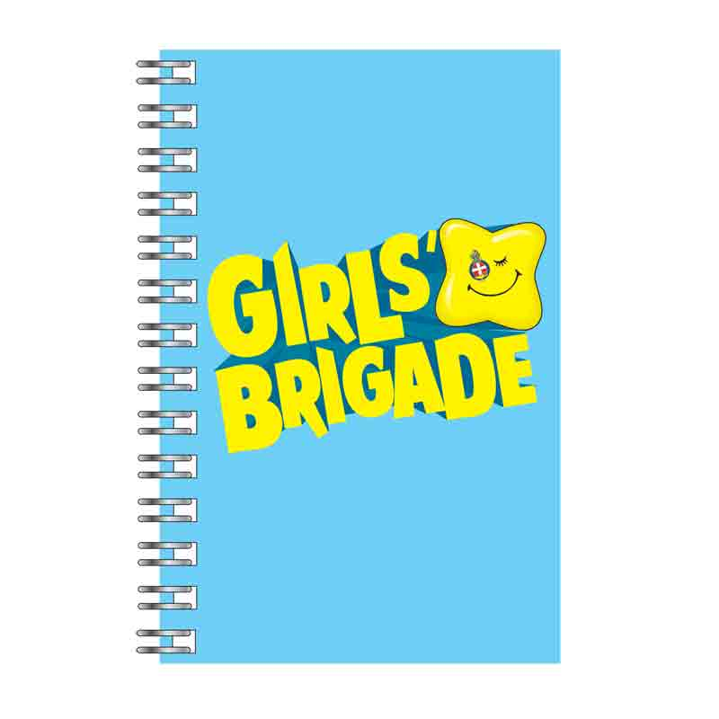 GB Smiley Notebook A6