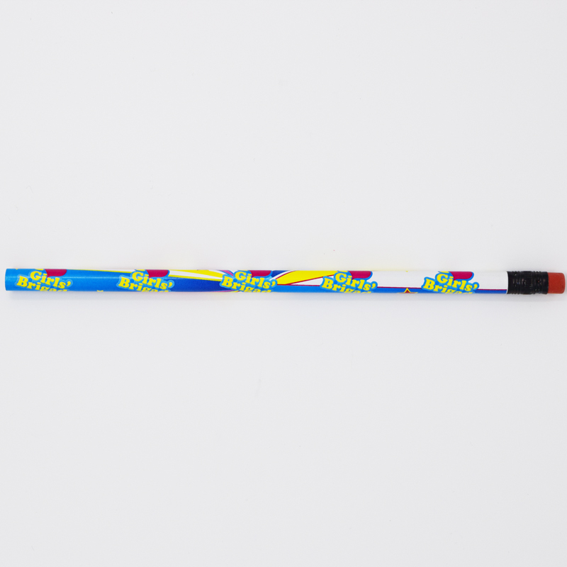 I Love Girls' Brigade Pencil