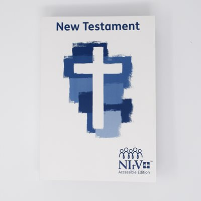NIrV Accessible Edition New Testament