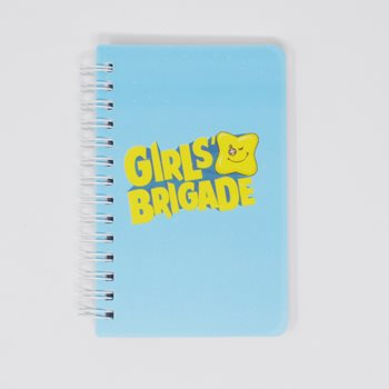 GB Smiley Notebook A6 (Print quality issue)