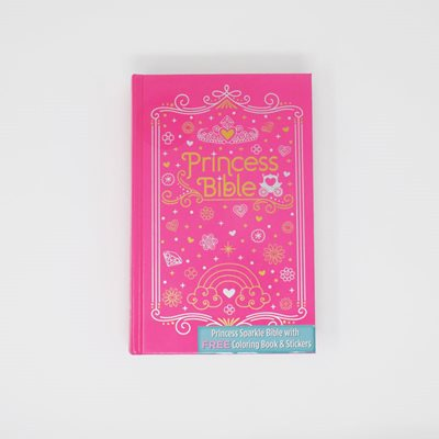 ICB Pink Princess Bible