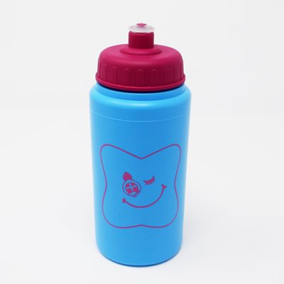 Blue & Pink Sports Bottle 500ml