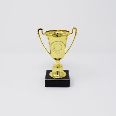 Gold Moment Cup 13cm (439A)