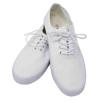 White Slippers (adult 6-9)